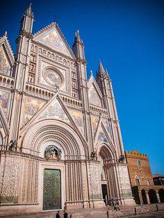 Orvieto, lo splendido Duomo