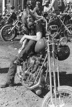 Hell Yes #biker #rock