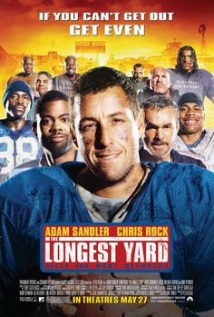 The Longest Yard starring Adam Sandler and Chris Rock, Counter-Strike: Global Offensive, Counter-Strike: Global Offensive DVD. The Longest Yard starring Adam Sandler and Chris Rock Source by Funny Movies, Comedy Movies, Great Movies, Comedy Quotes, 80s Movies, See Movie, Movie Tv, Movie List, Movies Showing