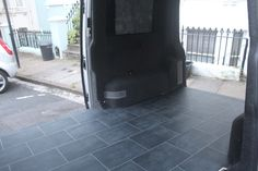 VW T5 ply and vinyl floor