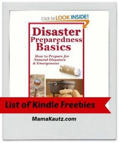 List of Free Kindle downloads