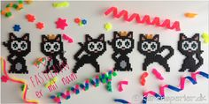 Fastelavnspynt i hama perler Diy And Crafts, Crafts For Kids, Hama Mini, Cross Stitch Floss, Hama Beads Design, Patchwork Patterns, Cross Stitch Animals, Perler Patterns, Clowns