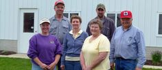 Meet the Ayers, dairy farmers from Perrysville, Ohio.