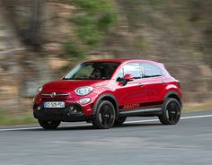 """Check out new work on my @Behance portfolio: """"Fiat 500X Abarth"""" http://be.net/gallery/46515985/Fiat-500X-Abarth"""