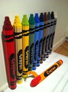 Lego - Crayon
