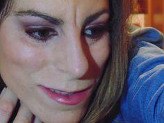 Maquillaje En Tonos Morados Oscuros-Tres Opciones De Labiales #ElUniversoDeAnaMaría #Maquillaje #Makeup