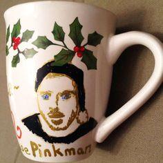 Breaking Bad/Jesse Pinkman CHRISTMAS MUG