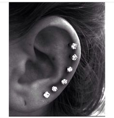 I want this so bad! I already have two. A few more won't hurt right? #piercing
