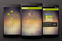 Biometric App Unlocks Phones With People's Ears - PSFK