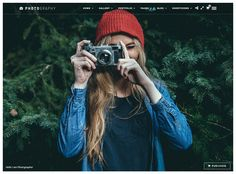Photography is Premium full Responsive Retina Parallax WordPress #Photography Theme. #WooCommerce. #VideoBackground. One Page. Test free demo at: http://www.responsivemiracle.com/cms/photography-premium-responsive-photography-wordpress-theme/