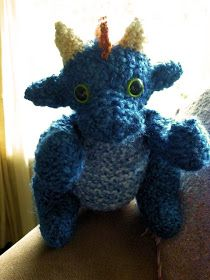 The Loom Muse : How to loom a dragon