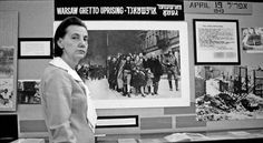Vladka Meed, Who Infiltrated Warsaw Ghetto, Dies at 90 - NYTimes.com