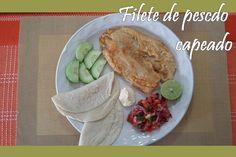 Filete de pescado capeado | Cocinar en casa es facilisimo.com