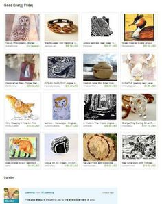 """Good energy Friday""---Check out this super Collection of unique art works!  See exceptional pieces created by Etsians! https://www.etsy.com/treasury/MTAyMjI2MTd8MjcyNDA0MzYwOQ/good-energy-friday?index=1&ref=treasury_search&atr_uid="