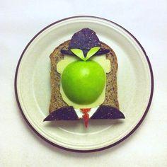 Popular #Artworks on #Toast by Ida Frosk #food #design