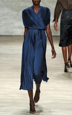 TOME Spring/Summer 2015 Trunkshow Look 38 on Moda Operandi
