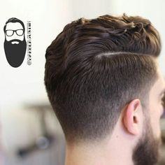 null Classic Mens Hairstyles, Classic Haircut, Trendy Hairstyles, Wedding Hairstyles, Damp Hair Styles, Hair And Beard Styles, Medium Hair Styles, Curly Hair Styles, Side Part Hairstyles