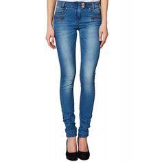 Blugi Dama NOISY MAY Zero Super Slim Denim Zero, Skinny Jeans, Slim, Pants, Fashion, Trouser Pants, Moda, La Mode, Women's Pants