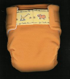 Homemade cloth diaper with patterns, instructions, and videos...sweet!