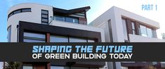 Green building isn't a passing fad. In fact, green building is a megatrend that's quickly becoming a mainstay of building construction and design globally. With that said, why exactly are so many builders and owners looking to incorporate green design ideas and measures into your buildings and facilities? In this two