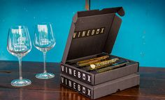 Love discovering and taste testing new wines? Then check out Vinebox. Unlike existing wine subscription services Vinebox ships over three international wines in tasting pours, thus limiting