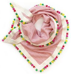 Want this scarf for my daughter (POM Amsterdam)