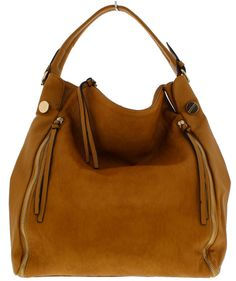 ELEKTRA TAN WOMEN'S HANDBAG ONLY $18.88