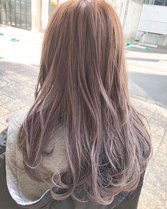 ピンクベージュヘアカラーでモテ髪に♡ブリーチありなしも比較 in 2019 Hair Color Pink, Hair Dye Colors, Pink Hair, Korean Hair Dye, Hair Colour Design, Hair Arrange, Hair Shades, Aesthetic Hair, Love Hair