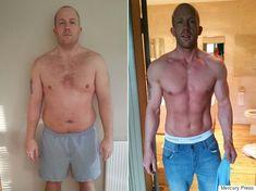 weight loss man