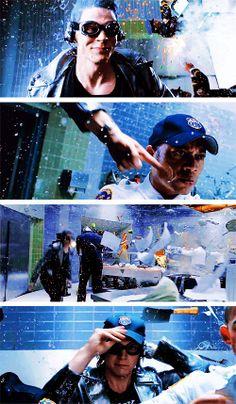 (gif set) Quicksilver / Peter Maximoff ||| X-Men: Days of Future Past