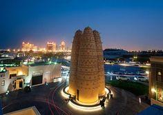 Traditional #Bird #Towers #Doha #Qatar #قطر #الدوحة