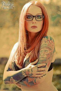 Inked ♣ Beauty 》 DanaMichele