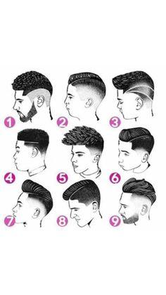 Tipos de cortes de pelo que existen