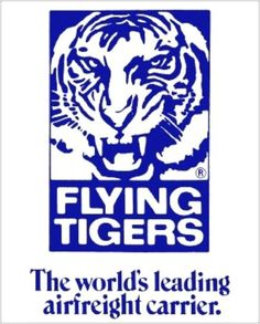 FLYING TIGERS Air Cargo Ad