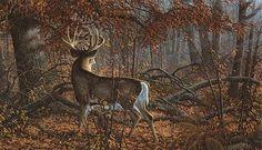 Deer+Hunting+Paintings | Deer Paintings