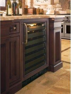 GE Monogram® Wine Reserve  refrigerators and freezers