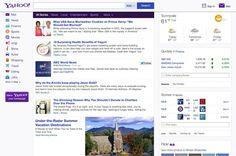 Yahoo and Twitter partners to further Personalize Homepage Newsfeed | Ping Nigeria