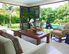 outdoor seating area design - Home and Garden Design Idea's