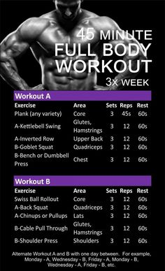 8 Powerful Muscle Building Gym Training Splits 8 Powerful Muscle Building Gym Training SplitsWhen performing workout splits, they have to be tailored to each individual. Fitness Workouts, Weight Training Workouts, Gym Workout Tips, Fun Workouts, Sprint Workout, 300 Workout, Fitness Routines, Body Workouts, Workout Challenge