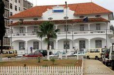 Praça da independencia, São Tomé