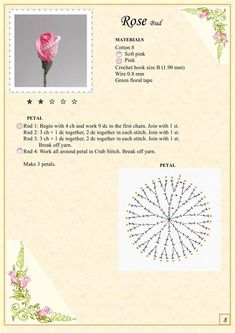 Best 11 Мобильный LiveInternet Альбом «The Book of Crochet Flowers – Page 358951032793656179 – SkillOfKing. Crochet Puff Flower, Crochet Leaves, Knitted Flowers, Crochet Flower Patterns, Love Crochet, Irish Crochet, Beautiful Crochet, Crochet Designs, Crochet Hook Sizes