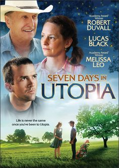 A Great movie with a even greater message filmed in the Texas Hill Country!  A must see on Netflix!