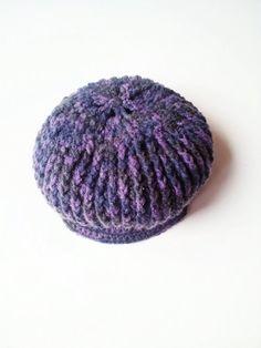 Newboys Multipurple Women's Hat by LaBufandaLLC on Sale