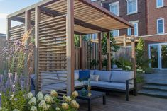 While historical within notion, a pergola continues to be encountering a bit of a modern Lake Garden, Terrace Garden, Garden Pool, Coventry Homes, Porche, Diy Fire Pit, Gazebo, Pergola Designs, Cool Rooms