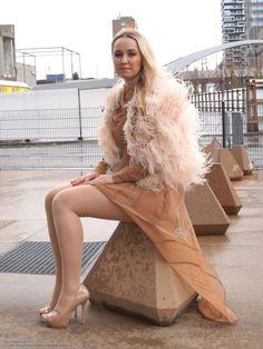 Festival Fashion, High Fashion, Fashion Looks, Street Style, Elegant, Coat, Blogging, How To Wear, Lausanne