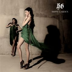 Hippy Garden Showroom Masarykova 5 www.hippygarden.net  #fashion #brand #design #hippygarden #croatia #masarykova5 #green #dress