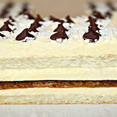 culinare Food Cakes, Vanilla Cake, Carne, Tiramisu, Biscuit, Cake Recipes, Cooking, Ethnic Recipes, Sweets