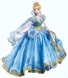 Ashton Drake, Royal Disney Princess, CINDERELLA