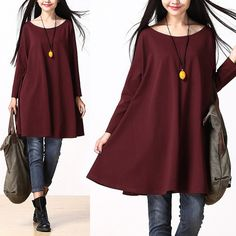 Long sleeved Sweater Size loose solid grounding shirt female cotton A coat N-349