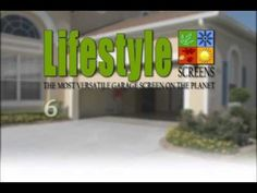 Lifestyle garage screen system FAQ page. Here you will find answers to some of the most frequently asked questions about the Lifestyle garage screen. Garage Shed, Diy Garage, Garage Doors, Garage Door Opener Repair, Garage Door Insulation, Front House Landscaping, Diy Screen Door, Garage Organisation, Roller Doors